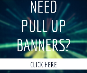 Pull up banners - Melbourne